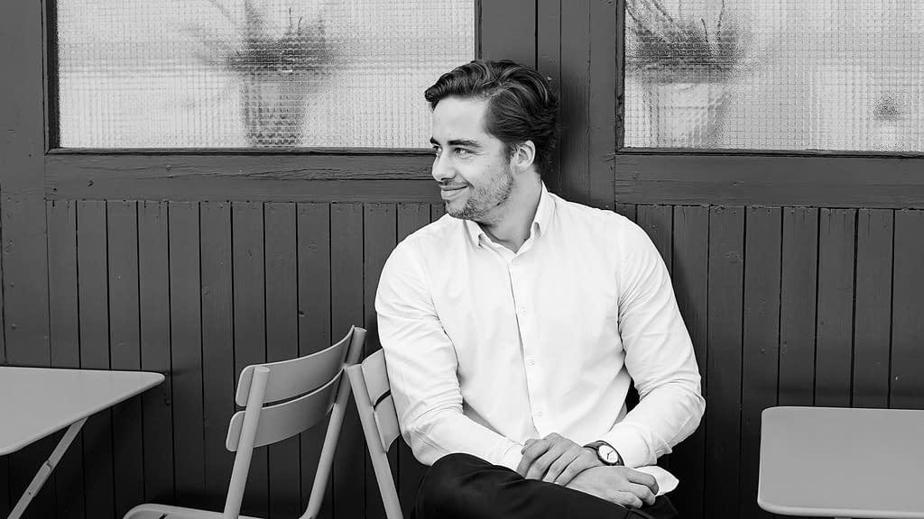 entrepreneur Jesper Thom