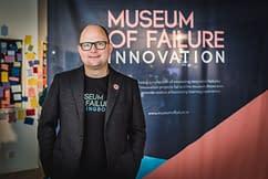 Samuel west Museum of failure