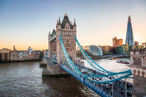 Tower bridge and London & Partners